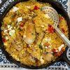Chicken & Trahana: Kotopoulo Trahana